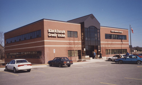 Blackhawk Community Credit Union in the 1990s