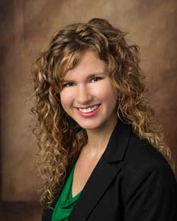 Blackhawk Community Credit Union Board of Directors, Sarah Fegre
