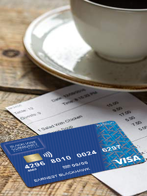 Blackhawk Community Credit Union offers a wide range of credit cards.