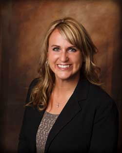 Blackhawk Community Credit Union Senior Management Team, Leslie Hulick