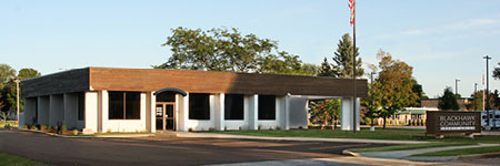 Blackhawk Community Credit Union Milton branch