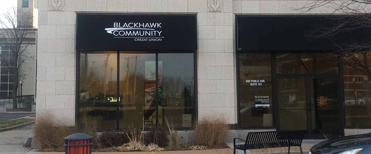 Blackhawk Community Credit Union Beloit branch